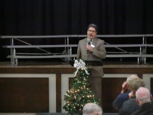 Ammon Speaking