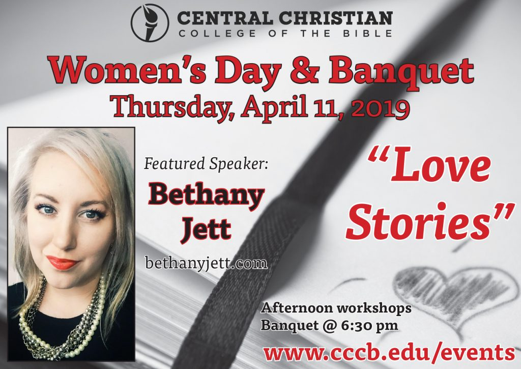 Womens Day Central Christian College Of The Bible